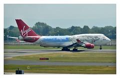 VS/VIR Virgin Atlantic B747 G-VLIP