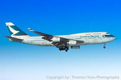 Cathay Pacific, B-HOS