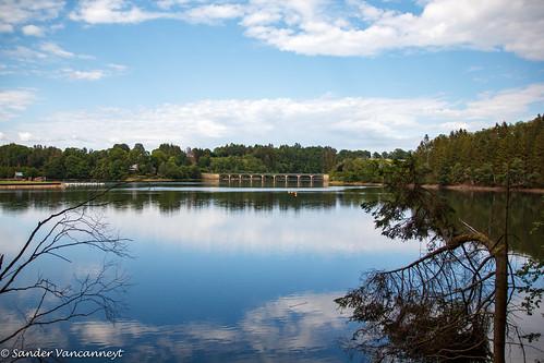 Pont de Haelen - Lac de Robertville