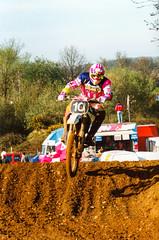 MotoCross Paul Cooper, Yamaha
