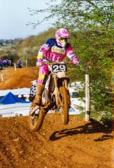 MotoCross Barry Johnson, Yamaha