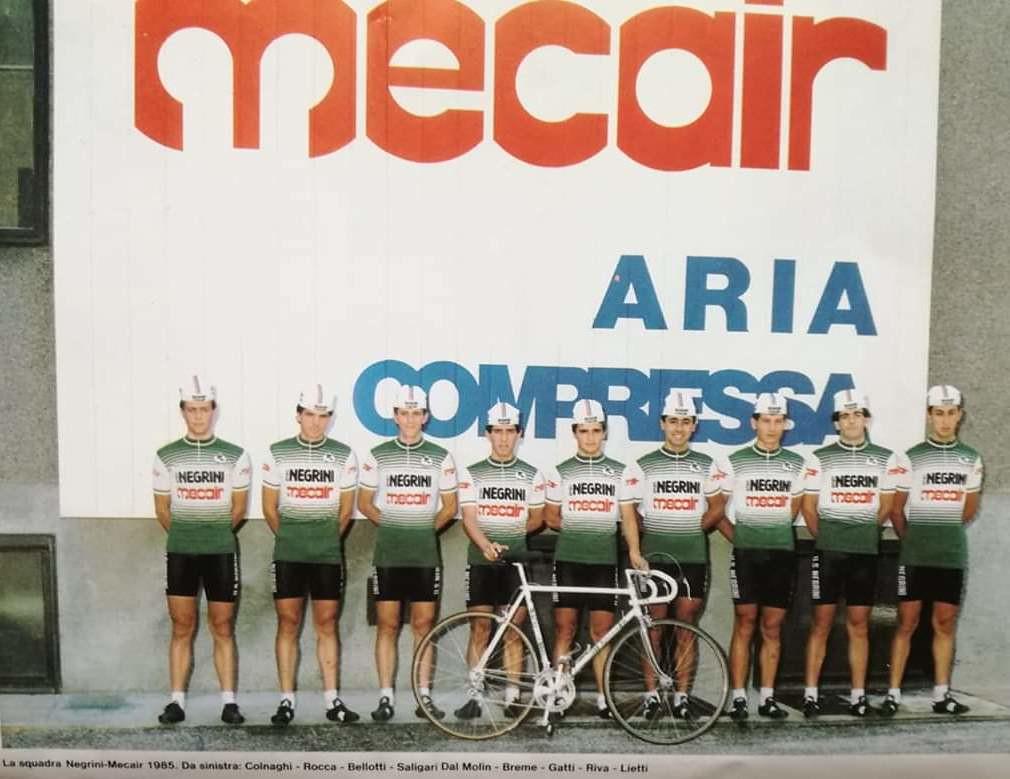 Negrini Mecair 1985