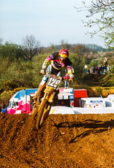 MotoCross Lane Simon, Suzuki