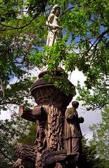 """Cincinnati - Spring Grove Cemetery & Arboretum """"Tree Monument"""""""