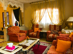 Moroccan home, Marrakech, Morocco