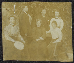 The Pearse family celebrating Bloomsday?