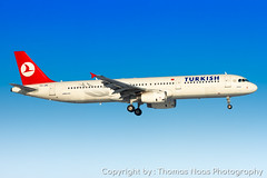 Turkish Airlines, TC-JRL