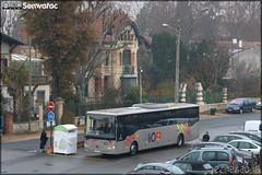 Mercedes-Benz Intouro – SPL D'un Point À l'Autre / liO (Lignes Intermodales d'Occitanie)