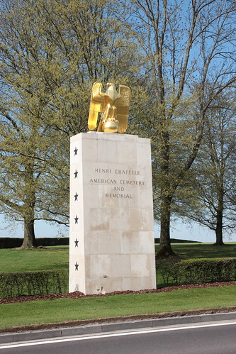 Henri-Chapelle American Cemetery and Memorial Belgium