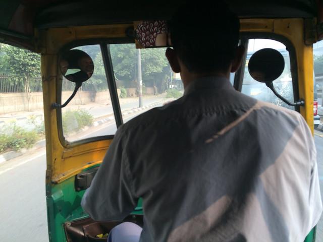 231 Delhi Rickshaw