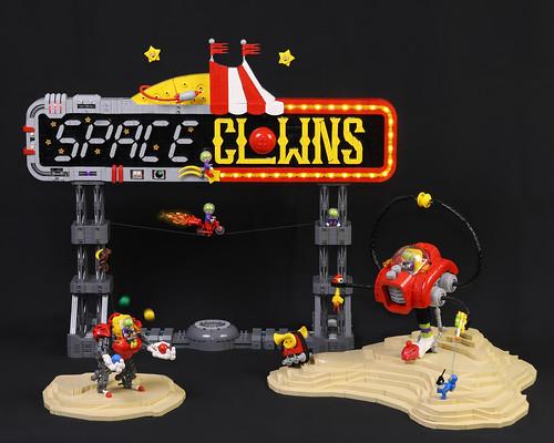 Space Clowns