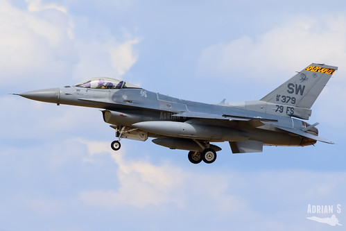91-0379 F-16CM Fighting Falcon | EBCI | 16.06.2020