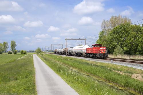 DB Cargo 6416, Barrahûs