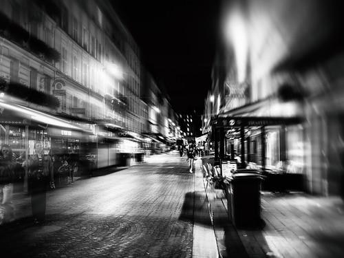 Rue Cler at Night