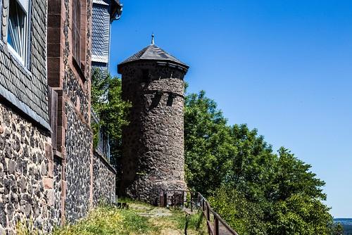 Amöneburg Hainerturm