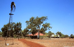 Old Homestead & Visitor Centre, Millstream-Chichester NP, Western Australia