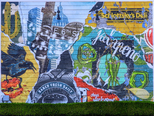 Schlotzsky's Deli Wall
