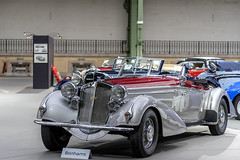 Horch 853 Spezial roadsters