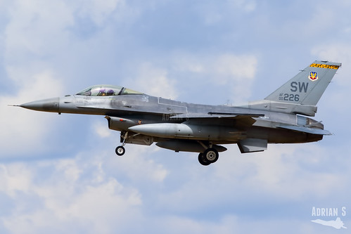 00-0226 F-16CM Fighting Falcon | EBCI | 16.06.2020