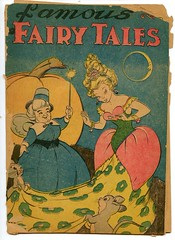 Famous Fairy Tales 1942 Front Cover
