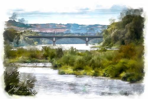 Pont ferroviaire de Peyraud