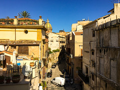 Palermo, Sicily, 意大利 - Old Town