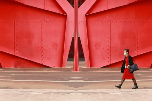 Symphonie en rouge // Symphony in red