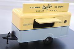 Walls Ice Cream Trailer