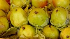 Pears at Roanoke City Market