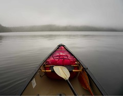 Morning on Lost Lake