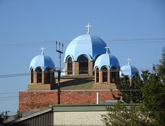 Orthodox Blue