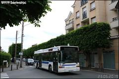 Heuliez Bus GX 117 L – Keolis Seine Val-de-Marne / Île de France Mobilités n°266 ex Keolis Versailles / Phébus n°266