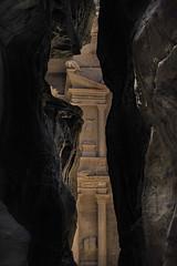 The Siq, Aqaba - Jordan