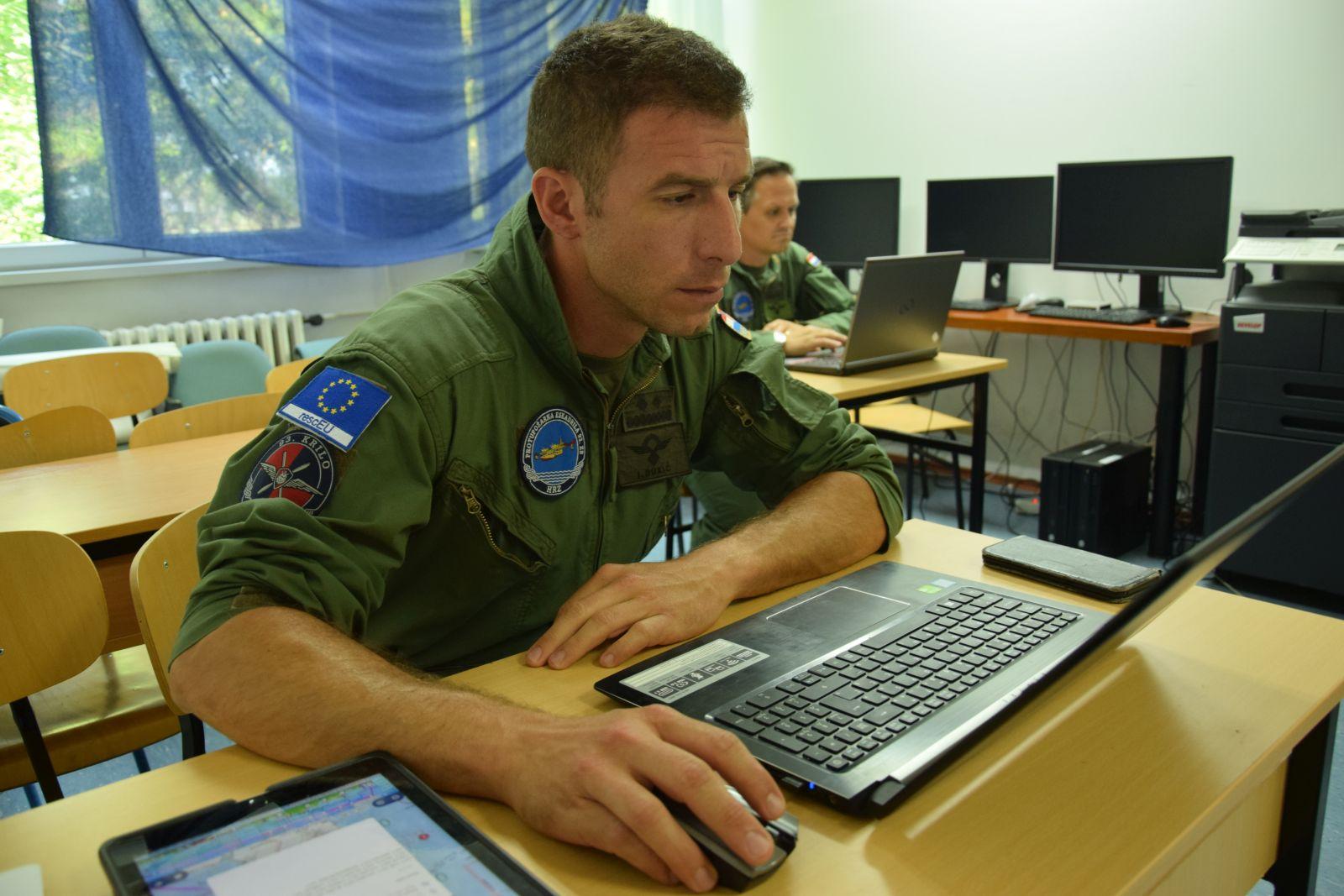 Održana simulacijsko-komunikacijska vježba pružanja međunarodne pomoći u gašenju požara