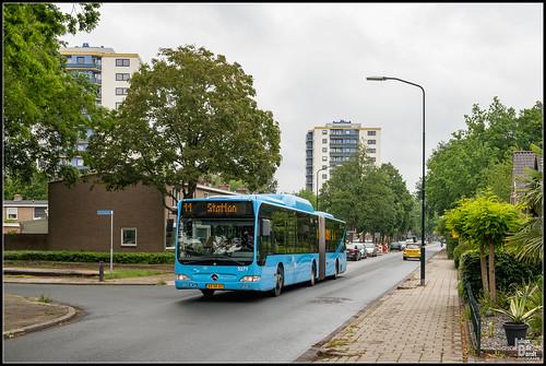 11-06-20 Syntus Gelderland Mercedes-Benz Citaro G CNG 5271 Apeldoorn - Boerhavestraat