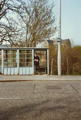 41 Bus Stop, Greenbank Drive, April 1990