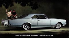1965 Oldsmobile Jetstar I Sports Coupe