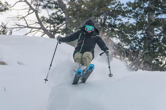 Powder Mountain Resort  Gaston Ureta