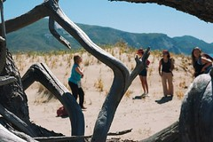 Sand dune tour by Ada Vlachoutsikou