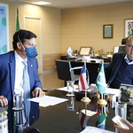 Reunião no Ministério do Desenvolvimento Regional - Junho/2020