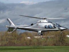 G-OCRD Agusta A-109S Grand Helicopter (Orchard Holdings Ltd/Castle Air Ltd)