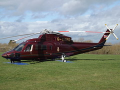 G-XXED Sikorsky S-76-C Helicopter
