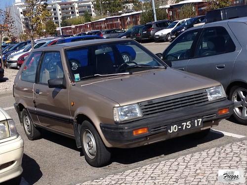 Nissan Micra GL - Aveiro