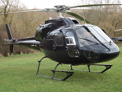 G-BPRI Aerospatiale AS-355F-1 Twin Squirrel Helicopter (Excel Charter Ltd)