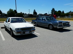 Pitt Meadows Canada Day Classic Car Show - July 1, 2019