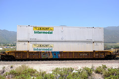 Out in the desert benching freights - 6-14-2020