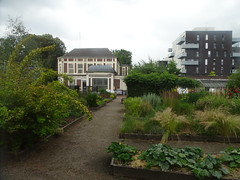 Tourcoing jardin botanique