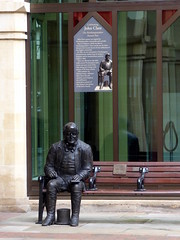 Northampton 044: Statue of John Clare