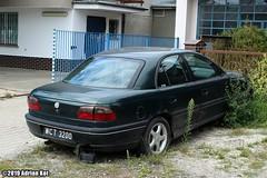 Abandoned Opel Omega B