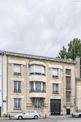 Immeuble Perdrizet